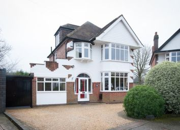 Thumbnail 4 bed detached house for sale in Nadin Road, Sutton Coldfield