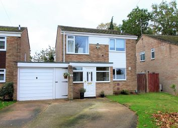 Thumbnail 3 bed detached house for sale in Warren Rise, Frimley