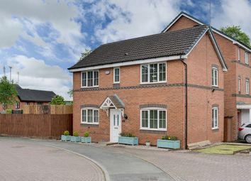 Thumbnail 3 bed detached house for sale in Great Farley Drive, Northfield, Birmingham