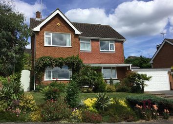 Thumbnail 4 bedroom detached house for sale in Carleton Rise, Welwyn, Hertfordshire