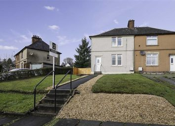 Thumbnail 2 bed semi-detached house for sale in Highland Dykes Crescent, Bonnybridge, Stirlingshire