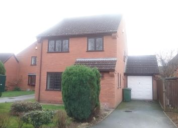 Thumbnail 3 bed detached house for sale in Willow Park, Minsterley, Shrewsbury