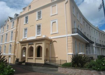Thumbnail 2 bed flat to rent in Portland House, Den Crescent, Teignmouth, Devon