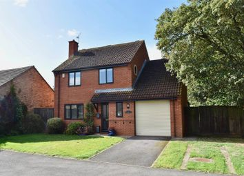 Thumbnail 3 bedroom detached house for sale in Mountway Road, Bishops Hull, Taunton