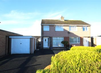 Thumbnail Semi-detached house for sale in 37 Highmoor Park, Wigton, Cumbria