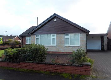 Thumbnail 3 bed detached bungalow for sale in Belvedere Avenue, Greenmount, Bury