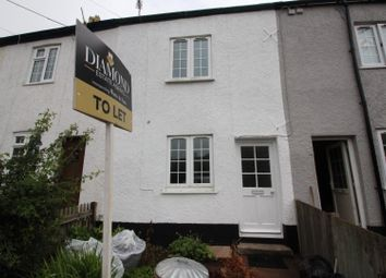 2 bed terraced house to rent in Park Terrace, Tiverton EX16