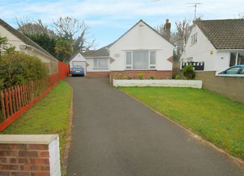 Thumbnail 3 bed detached bungalow for sale in Oakdale, Poole, Dorset