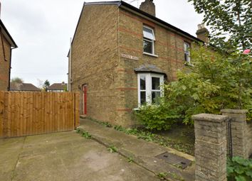 Thumbnail 2 bed semi-detached house to rent in Church Road, Epsom, Surrey KT174Dn