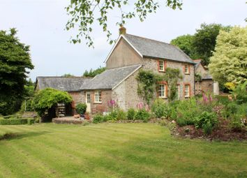 Thumbnail 4 bed detached house for sale in Martinhoe, Parracombe, Barnstaple