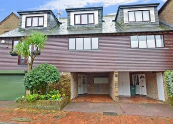Thumbnail 3 bed town house for sale in Tarrant Wharf, Arundel, West Sussex