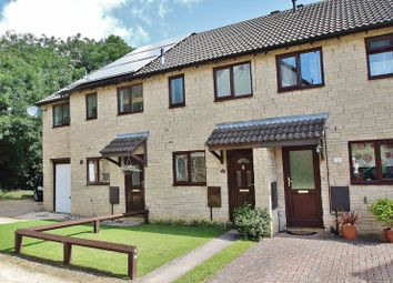 Thumbnail 2 bed terraced house for sale in Dovehouse Close, Eynsham, Witney