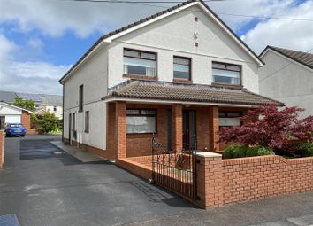 Thumbnail 4 bed detached house for sale in Tycroes Road, Tycroes, Ammanford