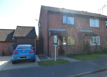 Thumbnail 2 bed property to rent in Field View Gardens, Beccles