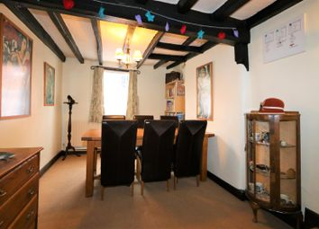 Thumbnail 4 bed cottage for sale in Wood Street, Ashby-De-La-Zouch