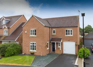 Thumbnail 4 bed detached house for sale in Nightingale Way, Catterall, Preston