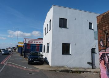 Thumbnail Studio for sale in North Circular Road, London