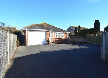 Thumbnail 2 bedroom detached bungalow for sale in Stubbington Lane, Stubbington, Fareham
