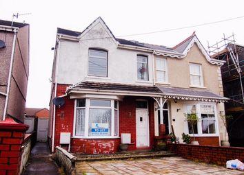 Thumbnail 2 bed maisonette to rent in Alexandra Road, Gorseinon, Swansea, Abertawe