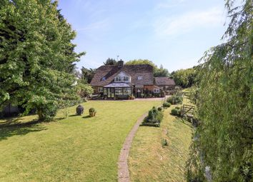 Thumbnail 4 bed farmhouse for sale in Detached Farmhouse Set In 2 Acres, Knoxbridge, Staplehurst
