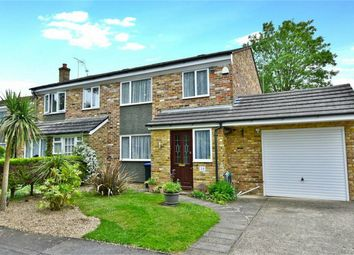 Thumbnail 3 bed semi-detached house for sale in Neville Close, Stoke Poges, Buckinghamshire