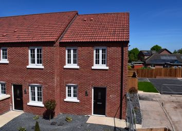 Thumbnail 2 bed end terrace house for sale in 15 Thornfield Way, Aslockton