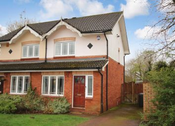 2 bed semi-detached house for sale in Barford Drive, Wilmslow SK9