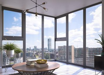 Thumbnail 2 bed flat for sale in (Apt 9.04) The Alchemy At Downtown, Woden Street, Salford, Manchester