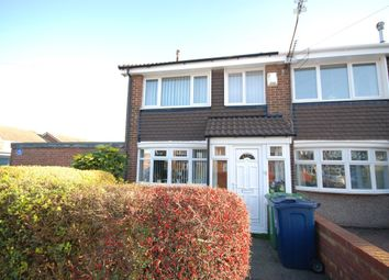 Thumbnail 3 bed terraced house for sale in Edgeworth Crescent, Sunderland