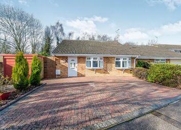 Thumbnail 2 bed bungalow for sale in Tollgate, Bretton, Peterborough, Cambridgeshire