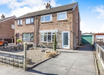 Thumbnail 3 bed semi-detached house for sale in Old Hall Drive, Bamber Bridge, Preston