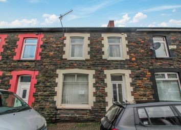 Thumbnail 4 bed terraced house to rent in Queen Street, Treforest CF371Rn
