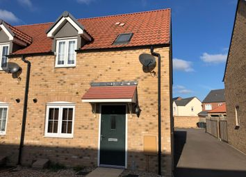 Thumbnail 3 bedroom property to rent in Brambling Gardens, Wixams, Bedford
