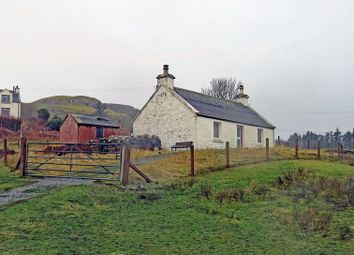 Thumbnail 2 bed cottage for sale in 7 Lephin, Glendale, Isle Of Skye
