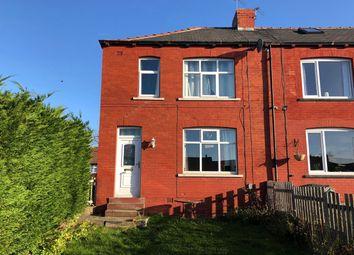 Thumbnail 3 bedroom end terrace house for sale in Paddock Road, Kirkburton, Huddersfield