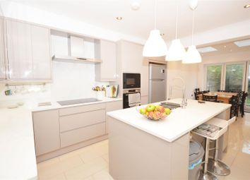 Thumbnail 6 bed semi-detached house to rent in Popham Gardens, Lower Richmond Road, Richmond