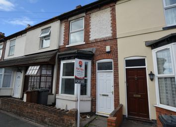 Thumbnail 2 bedroom terraced house for sale in Leslie Road, Park Village, Wolverhampton, West Midlands
