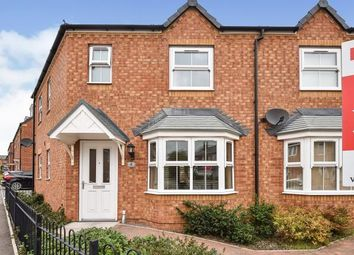 Thumbnail 3 bed semi-detached house for sale in Northumberland Way, Walsall, .