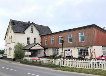 Thumbnail Pub/bar for sale in Fortescue Arms, Woolacombe Station Road, Woolacombe, Devon