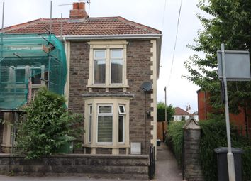 Thumbnail 1 bed semi-detached house for sale in North Street, Bristol