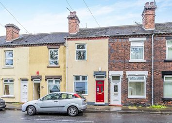 Thumbnail 2 bed terraced house for sale in Sneyd Street, Sneyd Green, Stoke-On-Trent