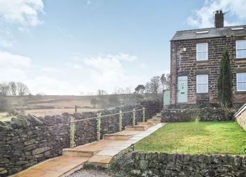 Thumbnail 3 bed semi-detached house for sale in The Cliff, Matlock