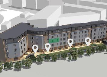 Thumbnail 2 bedroom flat for sale in Plot 32, Marionville Road, Edinburgh
