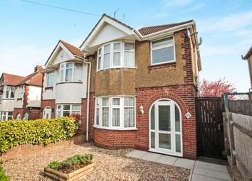 Thumbnail 3 bed semi-detached house for sale in Somerset Avenue, Luton, Bedfordshire, Round Green