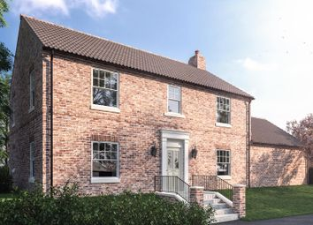 Thumbnail 4 bed detached house for sale in Plot 1, Woldgate Pastures, East End, Kilham