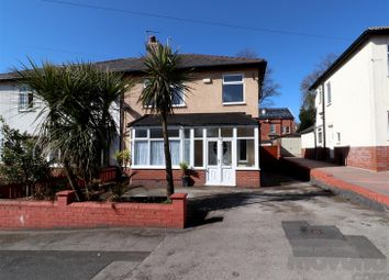 Thumbnail 3 bed semi-detached house for sale in Devonshire Road, Heaton, Bolton