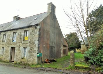 Thumbnail 4 bed semi-detached house for sale in Bulat-Pestivien, Côtes-D'armor, Brittany, France