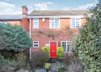 Thumbnail 3 bed semi-detached house for sale in Angel Street, Hadleigh, Ipswich