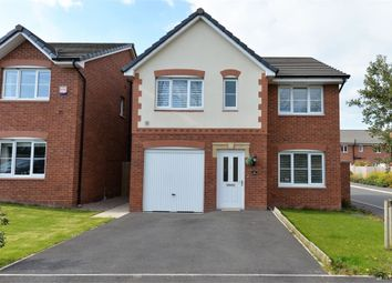 Thumbnail 4 bed detached house for sale in Foxglove Way, Rudheath, Northwich, Cheshire