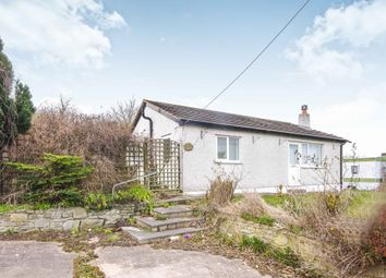 Thumbnail 3 bed detached bungalow for sale in Gwespyr, Holywell